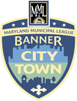 Maryland Municipal League Banner City Town