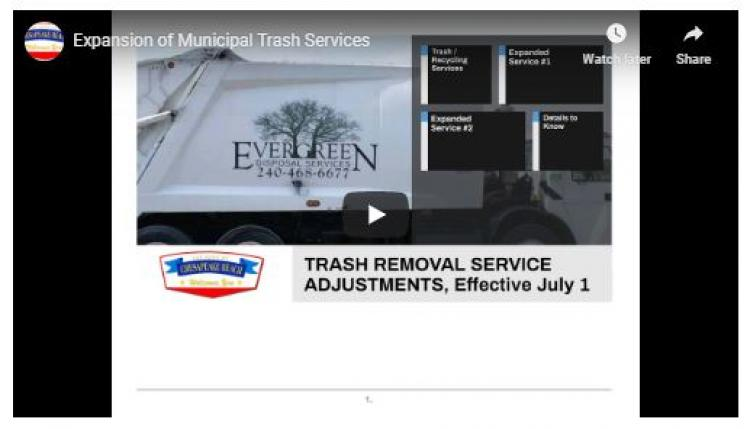 Expansion of Services Video