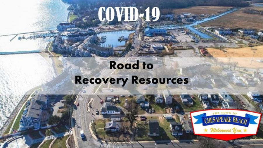 Road to Recovery Image
