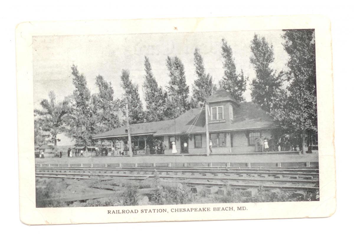 CBRY Station Black and White