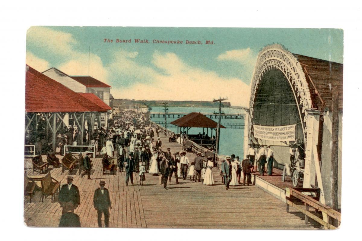 Boardwalk and Bandshell
