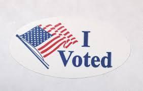 I voted image