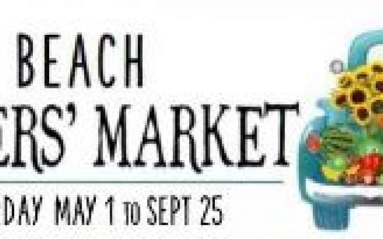 North Beach Farmers' market